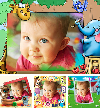 Online Photo Card Maker With Lots Of Greeting Card Templates - Card template free: photo insert christmas cards